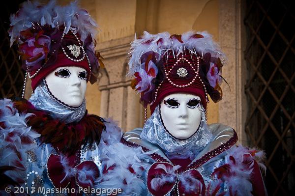 Carnevale Venezia Massimo Pelagagge