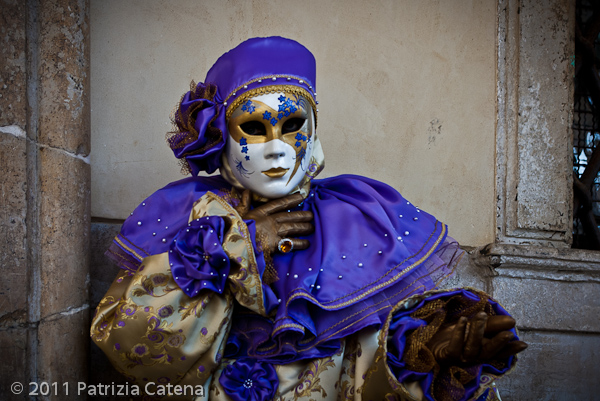 Carnevale Venezia Patrizia Catena