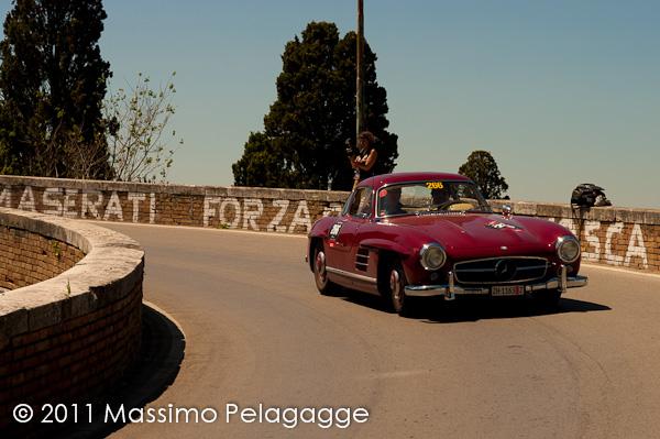 Massimo Pelagagge Mille Miglia
