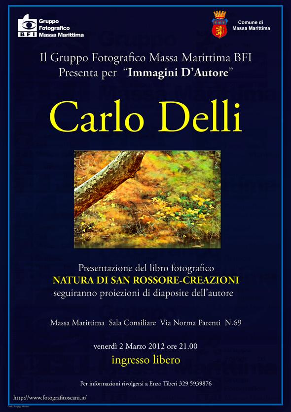 """""""Immagini d'Autore"""" - Carlo Delli"""