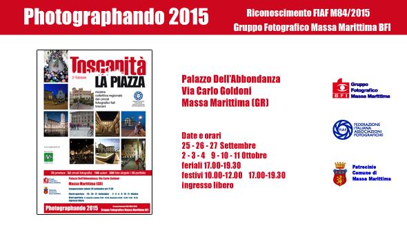 Photographando 2015 – Toscanità – La Piazza