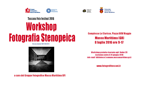 Workshop fotografia stenopeica