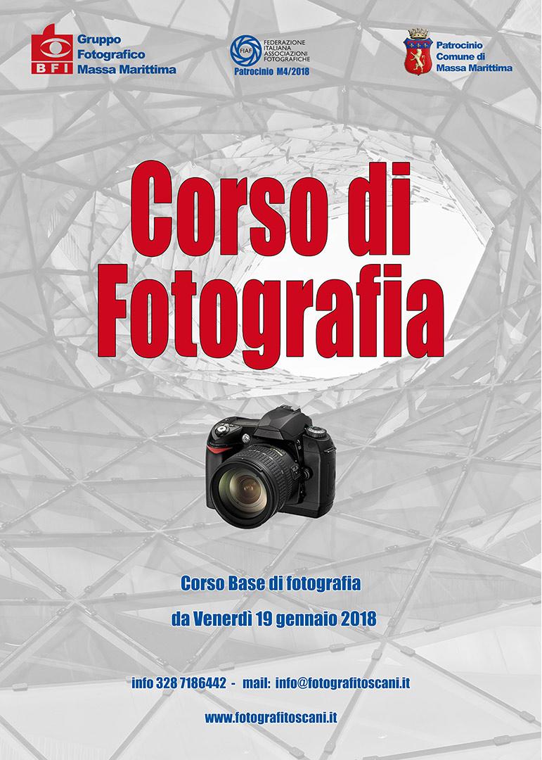 Corso fotografia 2018