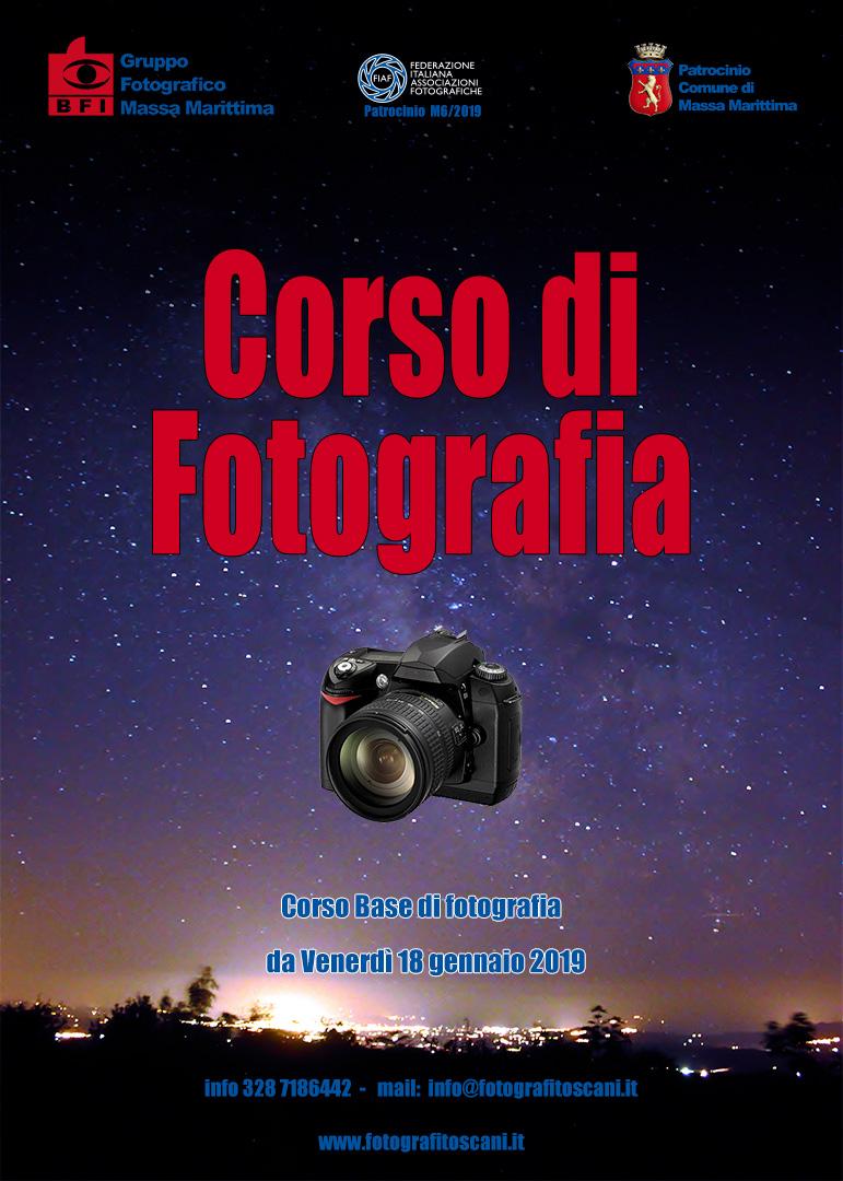 Corso fotografia 2019