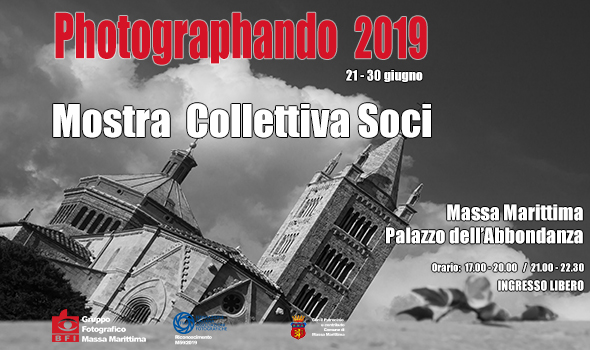 Photographando 2019 – Mostra Collettiva