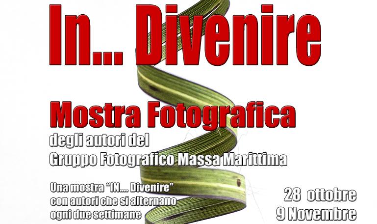 """""""In…Divenire"""" mostra Anselmi – Sartori"""