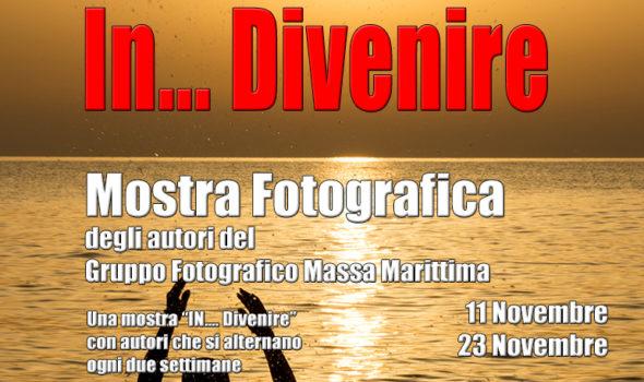 """""""In…Divenire"""" mostra Masselli – Pratelli -Volpi"""