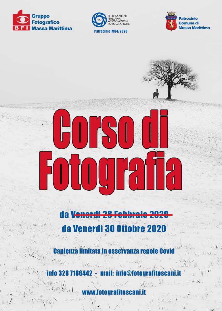 Corso fotografia 2020