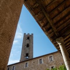 Gruppo Fotografico Massa Marittima BFI - Luciano Tonelli - Massa marittima Campanile San Agostino