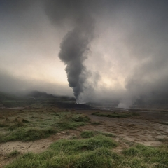 Gruppo Fotografico Massa Marittima BFI - Fabio Sartori - Monterotondo San Ippolito Manifestazioni geotermiche