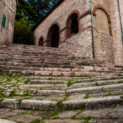 Gruppo Fotografico Massa Marittima BFI - Milena Bartoli - Gerfalco chiesa San Agostino